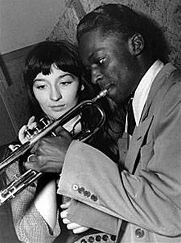 """Ma nữ"" - ca sĩ Juliette Gréco với Miles Davis"