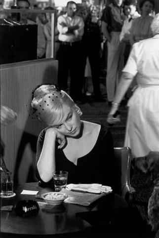 Marilyn tại phim trường Mitsfits