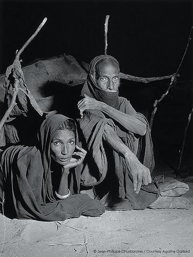 Touaregs, Sud Sahara, 1951
