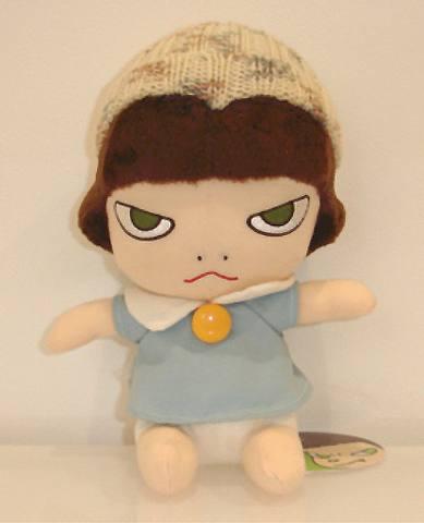 yoshitomo_nara_plush_doll