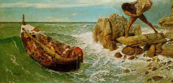 tennyson vs homer ulysses vs oddyseus essay