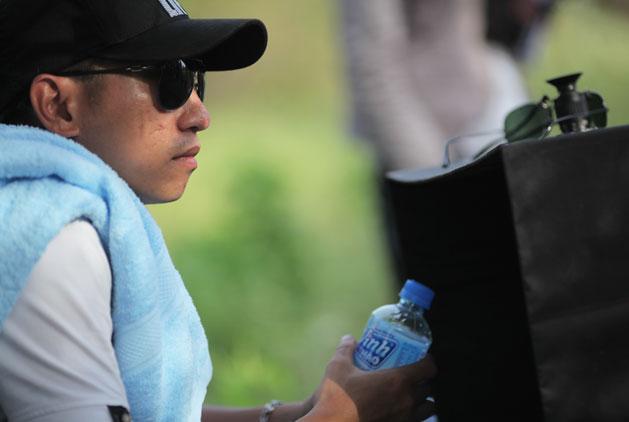 Đạo diễn Nguyễn Khắc Huy, 27 tuổi, được phát hiện từ dự án phim ngắn 89.600 km+... của Blue Productions.