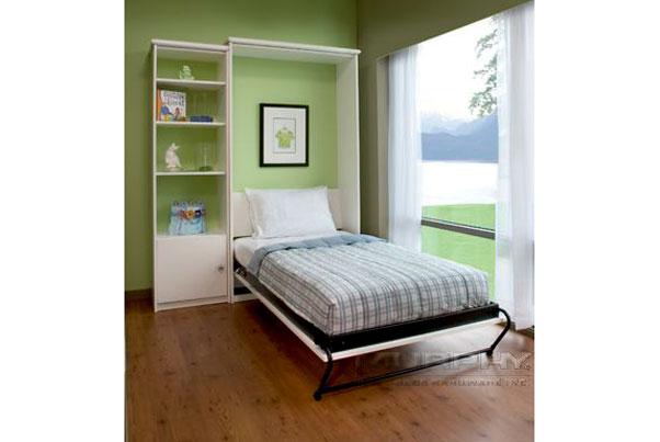 Một tủ giường nhỏ cho một người nằm