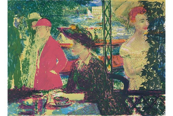 """Henley"", Charles Mozley, 1949"