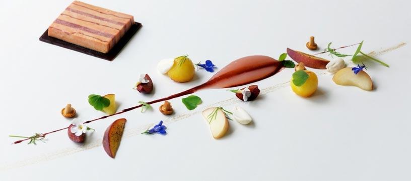 Món foie gras của nhà hàng 3 sao này