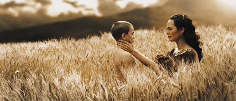 """Hoàng hậu Gorgo của phim """"300"""""""