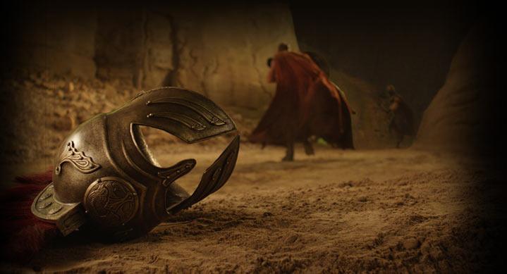 """Một cảnh của """"Hercules"""" sẽ ra mắt năm 2014"""