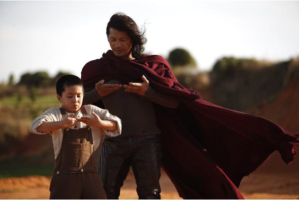 Đạo dạy võ cho con của Ánh