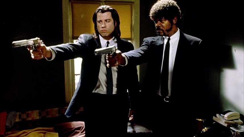 Một cảnh trong Pulp Fiction