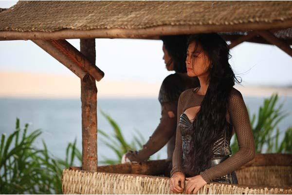 Ngô Thanh Vân trong phim