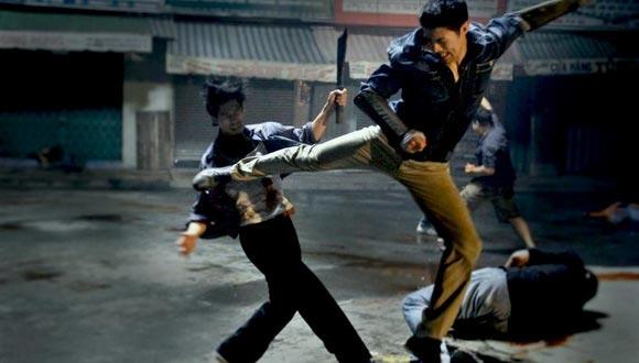 Trí Nguyễn trong phim