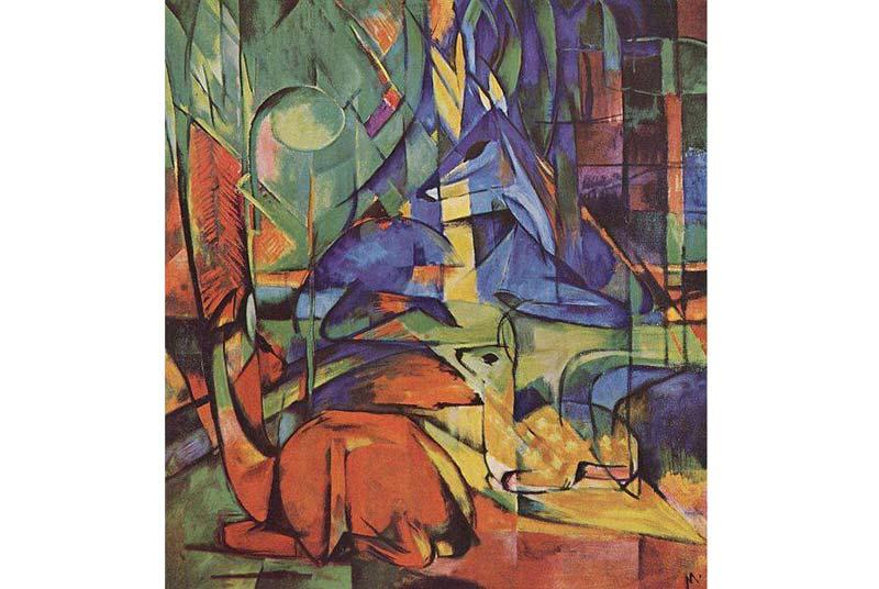 Về phong trào Biểu hiện (Expressionism) Đức, thế kỷ 20