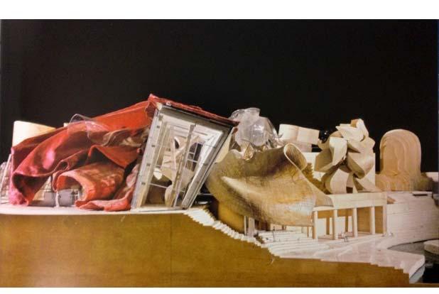 Tòa nhà Fondation Louis Vuitton cho thấy Frank Gehry không biết điểm dừng