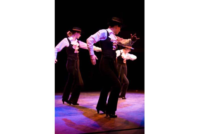 Nhân một tối đi xem diễn nhạc Flamenco