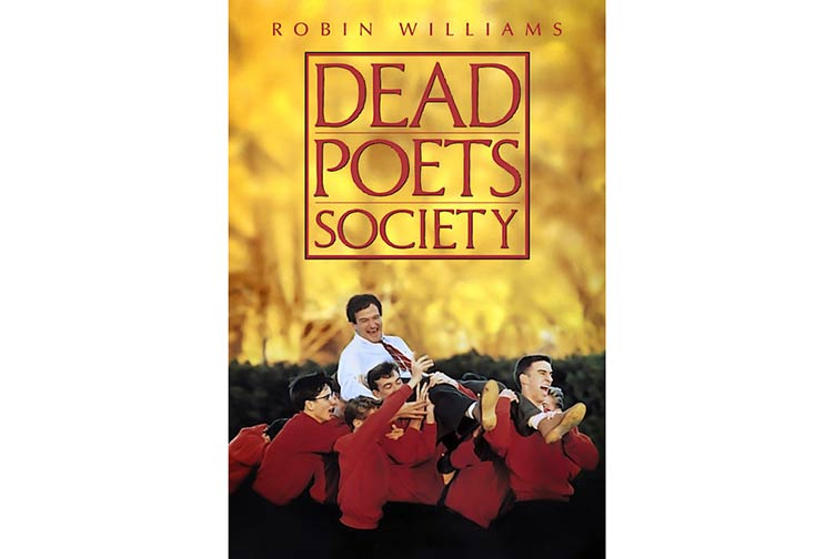 dead poets society challenging authority Start studying dps characters learn vocabulary  he reestablishes the 'dead poets society' this shows that he is prepared to challenge the school's authority.