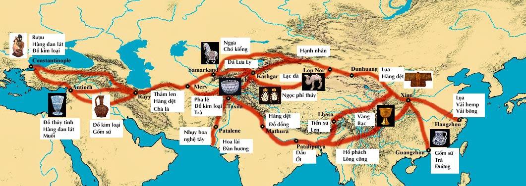 Đọc sách cũ: Những quả đào vàng từ vùng Samarkand
