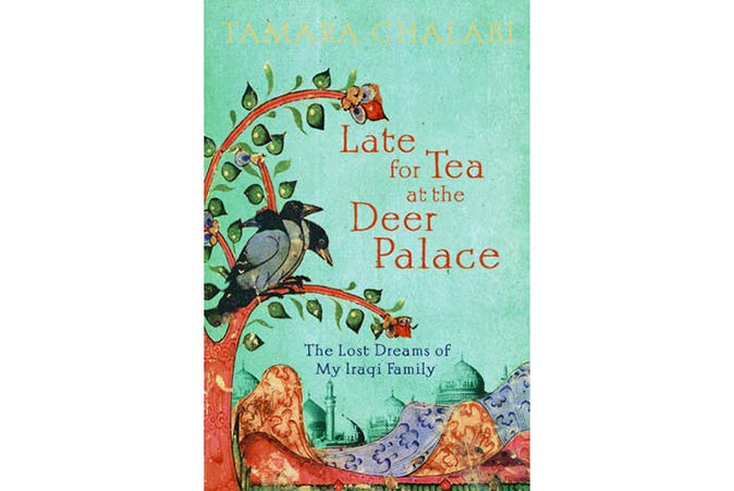 Tamara Chalabi, tá điền không dùng trà