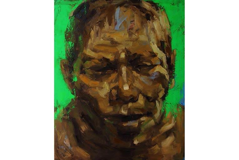 'Mặt' của Nguyễn Công Hoài: vẽ chân dung Việt Nam được giải thưởng Hàn Quốc